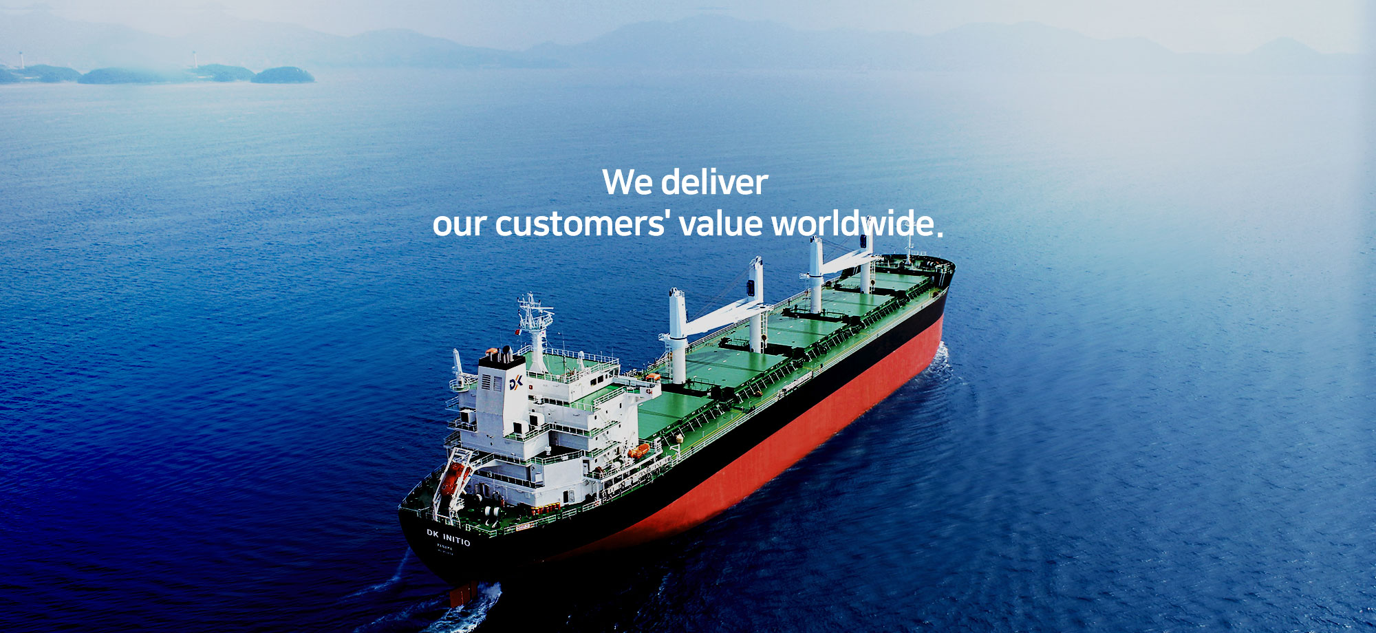 We deliver our customers' value worldwide